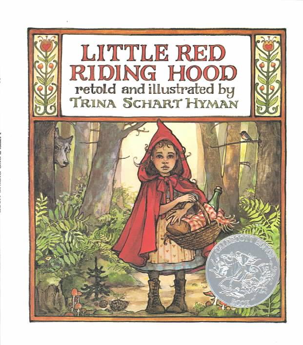 Little Red Riding Hood By Hyman, Trina Schart (RTL)